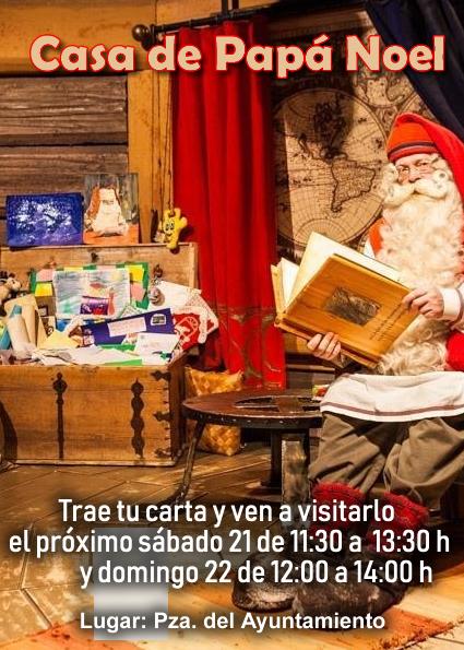 Casa de Papa Noel