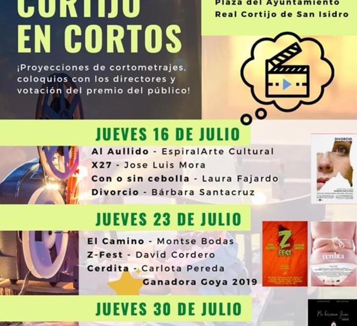 Festival Cortijo en Cortos